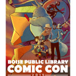 Boise Library Comic Con